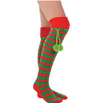 Holiday Elf Boot Socks