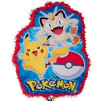 Pull String Pokeball Pokemon Pinata