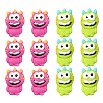 Monster Icing Decorations 12ct