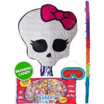 Pull String Skullette Monster High Pinata Kit