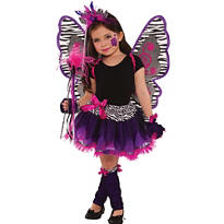 Girls Fierce Fairy Costume