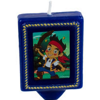 Jake and the Never Land Pirates Birthday Candle