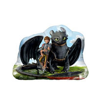 How To Train Your Dragon Balloon - Hiccup and Toothless