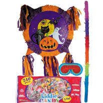 Pull String Gruesome Group Pinata Kit