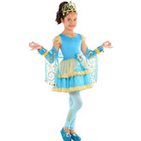 Girls Tutu Jasmine Costume