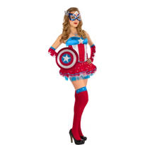 Adult Sexy American Dream Costume