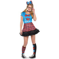 Adult Flirty Geek Chic Costume