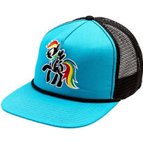 Rainbow Dash Trucker Hat - My Little Pony