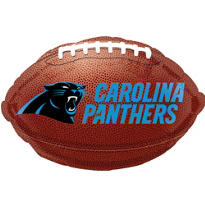 Carolina Panthers Foil Balloon 18in