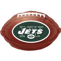 New York Jets Foil Balloon 18in