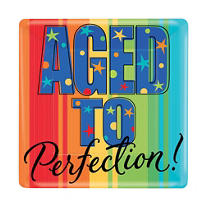 Aged to Perfection 50th Birthday Party Supplies