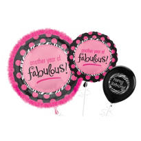 Oh So Fabulous Birthday Balloons