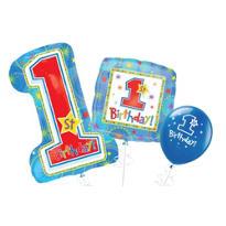 One-derful Boy Balloons