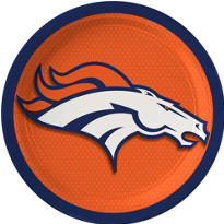 NFL Denver Broncos Party Supplies