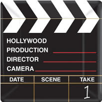 Director's Cut Movie Party Supplies
