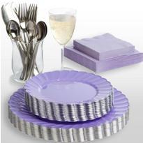 Lilac Premium Tableware