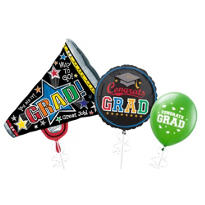 Made the Grade Graduation Balloons