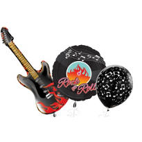 Rock n Roll Party Balloons