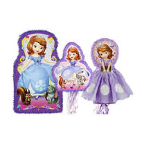 Sofia the First Pinatas