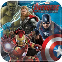Avengers Age of Ultron Party Supplies