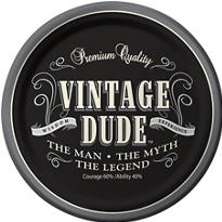 Vintage Dude Over the Hill Party Supplies