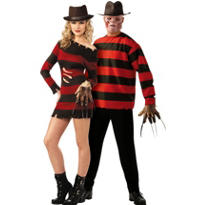 Nightmare on Elm Street Couples Costumes - Freddy Krueger