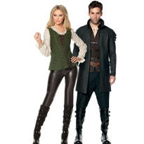 Gretel and Hansel Couples Costumes