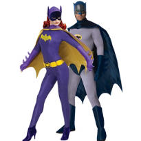 Grand Heritage Batman Couples Costumes