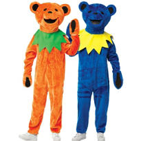 Grateful Dead Bear Couples Costumes