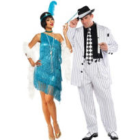 1920s Couples Costumes
