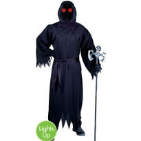Adult Light-Up Unknown Phantom Costume