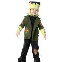 Toddler Boys Lil Frankie Frankenstein Costume