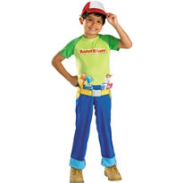 Boys Handy Manny Costume