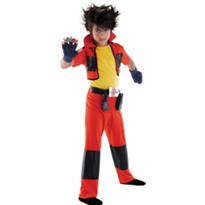 Boys Dan Costume - Bakugan