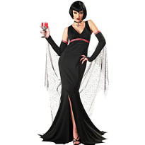 Adult Immortal Seductress Vampire Costume