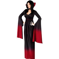 Adult Blood Vampiress Vampire Costume