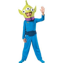 Boys Classic Alien Costume - Toy Story