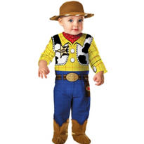 Baby Woody Costume - Toy Story