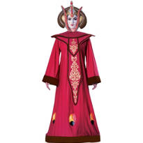 Adult Queen Amidala Costume Deluxe - Star Wars