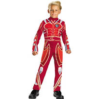 Boys Vert Wheeler Hot Wheels Costume