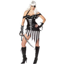 Adult Sexy Mistress Pirate Costume