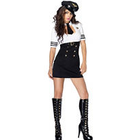 Adult First Class Captain Costume