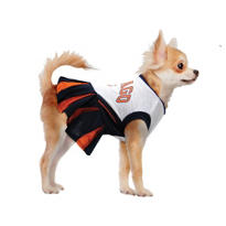Chicago Bears NFL Dog Cheerleader Costume