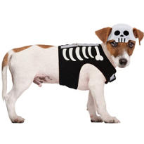 Skeleton Dog Costume