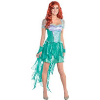 Adult Little Mermaid Ariel Costume