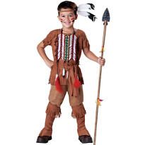 Boys Native American Costume Elite