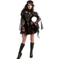 Adult Medieval Sorceress Costume