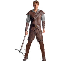 Adult Huntsman Costume - Snow White and the Huntsman