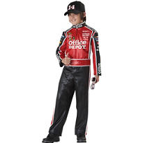 Boys Tony Stewart Costume - NASCAR