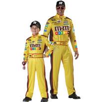 Boys Kyle Busch Costume - NASCAR